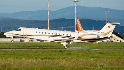 HB-JED - Embraer ERJ-135BJ Legacy - Nomad Aviation