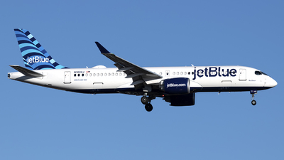 N3008J - Airbus A220-371 - jetBlue Airways