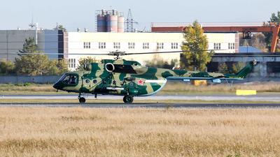 RF-23184 - Mil Mi-8AMTSh Hip - Russia - Federal Border Guards Aviation Command