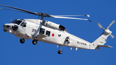 8439 - Sikorsky SH-60K Kai - Japan - Maritime Self Defence Force (JMSDF)