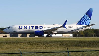N26208 - Boeing 737-824 - United Airlines