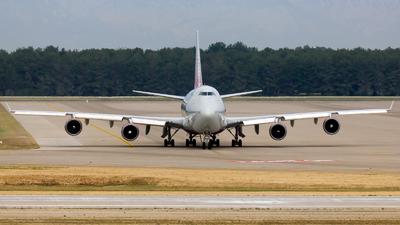 EI-XLH - Boeing 747-446 - Rossiya Airlines