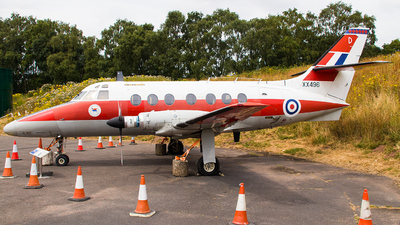 XX496 - British Aerospace Jetstream T.1 - United Kingdom - Royal Air Force (RAF)