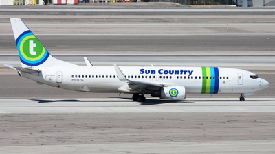 PH-HZG - Boeing 737-8K2 - Sun Country Airlines (Transavia Airlines)