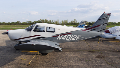 N4012F - Piper PA-28-140 Cherokee - Private