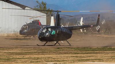 CC-CBV - Robinson R44 Raven II - Private