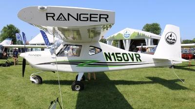 N150VR - Vashon Aircraft Ranger R7 - Private