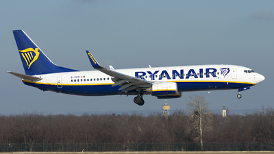 A picture of EIEKN - Boeing 7378AS - Ryanair - © Noémi15