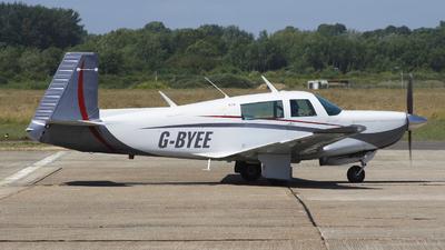 G-BYEE - Mooney M20K-231 - Private