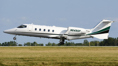 A picture of N649SP - Learjet 60 - [60390] - © DJ Reed - OPShots Photo Team