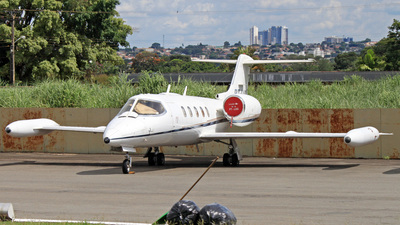 PT-LUG - Bombardier Learjet 35A - Private