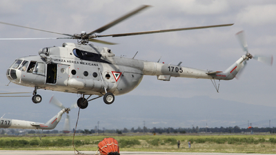 1705 - Mil Mi-17 Hip - Mexico - Air Force