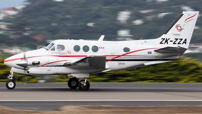 ZK-ZZA - Beechcraft C90A King Air - Skyline Aviation