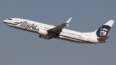 N520AS - Boeing 737-890 - Alaska Airlines