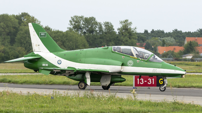8806 - British Aerospace Hawk Mk.65A - Saudi Arabia - Air Force
