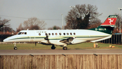 G-MAJA - British Aerospace Jetstream 41 - Manx Airlines