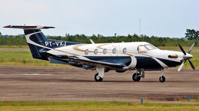 A picture of PTVXJ - Pilatus PC12/47E - [1044] - © Wiliam Braun