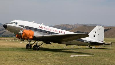 ZK-JGB - Douglas DC-3C - Airscapade Affairs