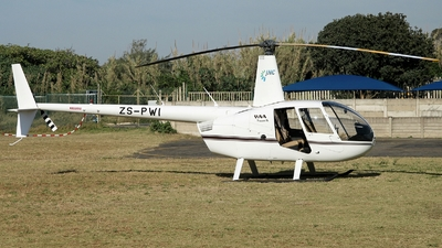 ZS-PWI - Robinson R44 Raven II - JNC Helicopters