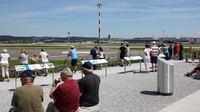 LSZH - Airport - Spotting Location