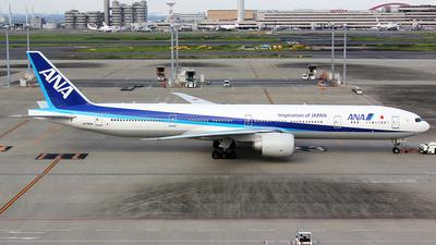 JA792A - Boeing 777-381ER - All Nippon Airways (ANA)