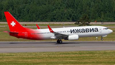 VP-BUU - Boeing 737-85R - Izhavia