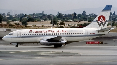 N181AW - Boeing 737-277(Adv) - America West Airlines