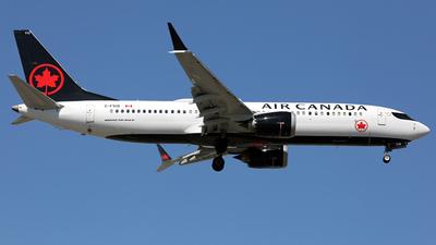 C-FSIQ - Boeing 737-8 MAX - Air Canada
