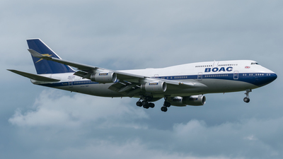 A picture of GBYGC - Boeing 747436 - [25823] - © Angelo Harmsworth