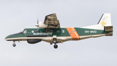OH-MVO - Dornier Do-228-212 - Finland - Border Guard