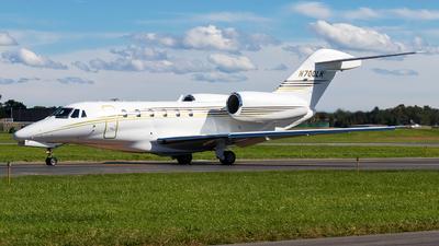 N700LH - Cessna 750 Citation X - Private