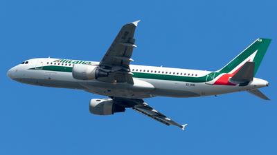 EI-IKB - Airbus A320-214 - Alitalia
