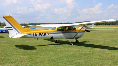 HA-PAK - Cessna 172RG Cutlass RG - Private