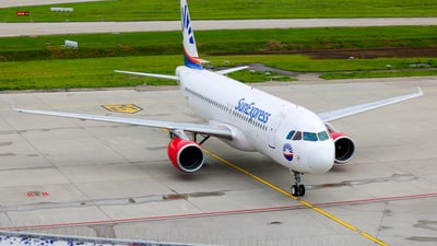 LY-NVT - Airbus A320-214 - SunExpress (Avion Express)