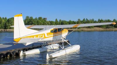 LN-KCA - Cessna 185E Skywagon - Private