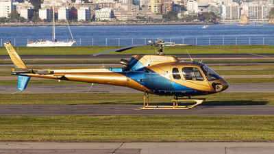 PT-YTF - Helibrás AS-350B2 Esquilo - Private