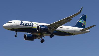 PR-YYC - Airbus A320-251N - Azul Linhas Aéreas Brasileiras