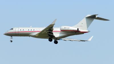 9H-VJD - Bombardier BD-700-1A10 Global 6000 - VistaJet