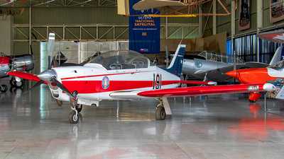 191 - Enaer T-35DT Turbo Pillan - Chile - Air Force