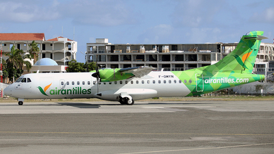 F-OMYN - ATR 72-212A(600) - Air Antilles Express