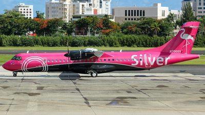 N700SV - ATR 72-212A(600) - Silver Airways