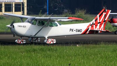 PK-SMD - Cessna 172S Skyhawk SP - Indonesia Flying Club