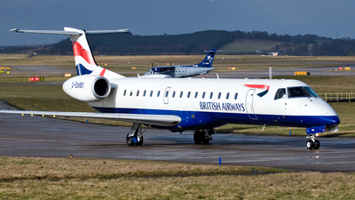 G-EMBX - Embraer ERJ-145EU - British Airways (BA Connect)