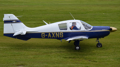 G-AXNS - Beagle B121 Pup - Private