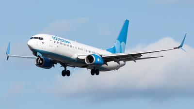 VQ-BTJ - Boeing 737-8LJ - Pobeda