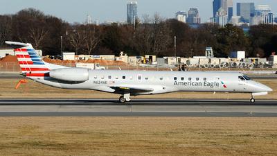 N624AE - Embraer ERJ-145LR - American Eagle (Piedmont Airlines)