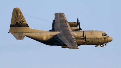 A picture of G781 - Lockheed C130H Hercules -  - © C. v. Grinsven