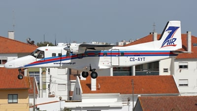 CS-AYT - Dornier Do-228-201 - AeroVIP