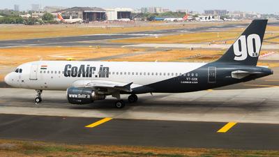 VT-GOK - Airbus A320-214 - Go Air