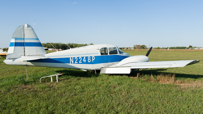 N2248P - Piper PA-23-150 Apache B - Private